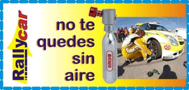 No te quedes sin aire