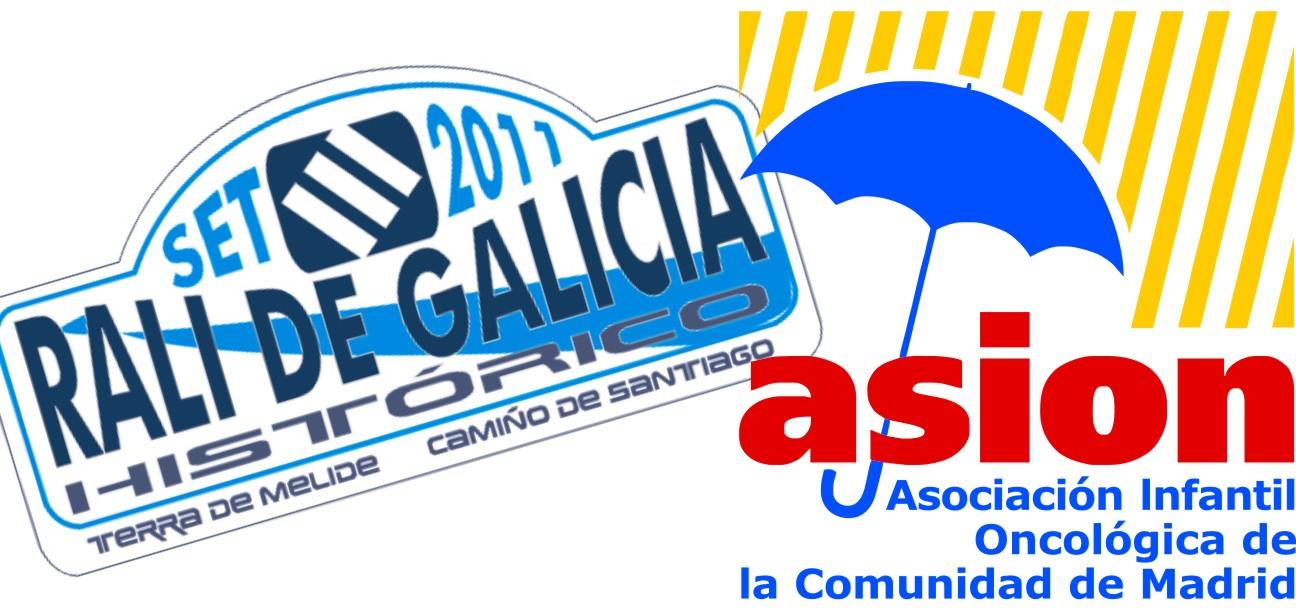 Rallycar con el Rali de Galicia Histórico y ASION