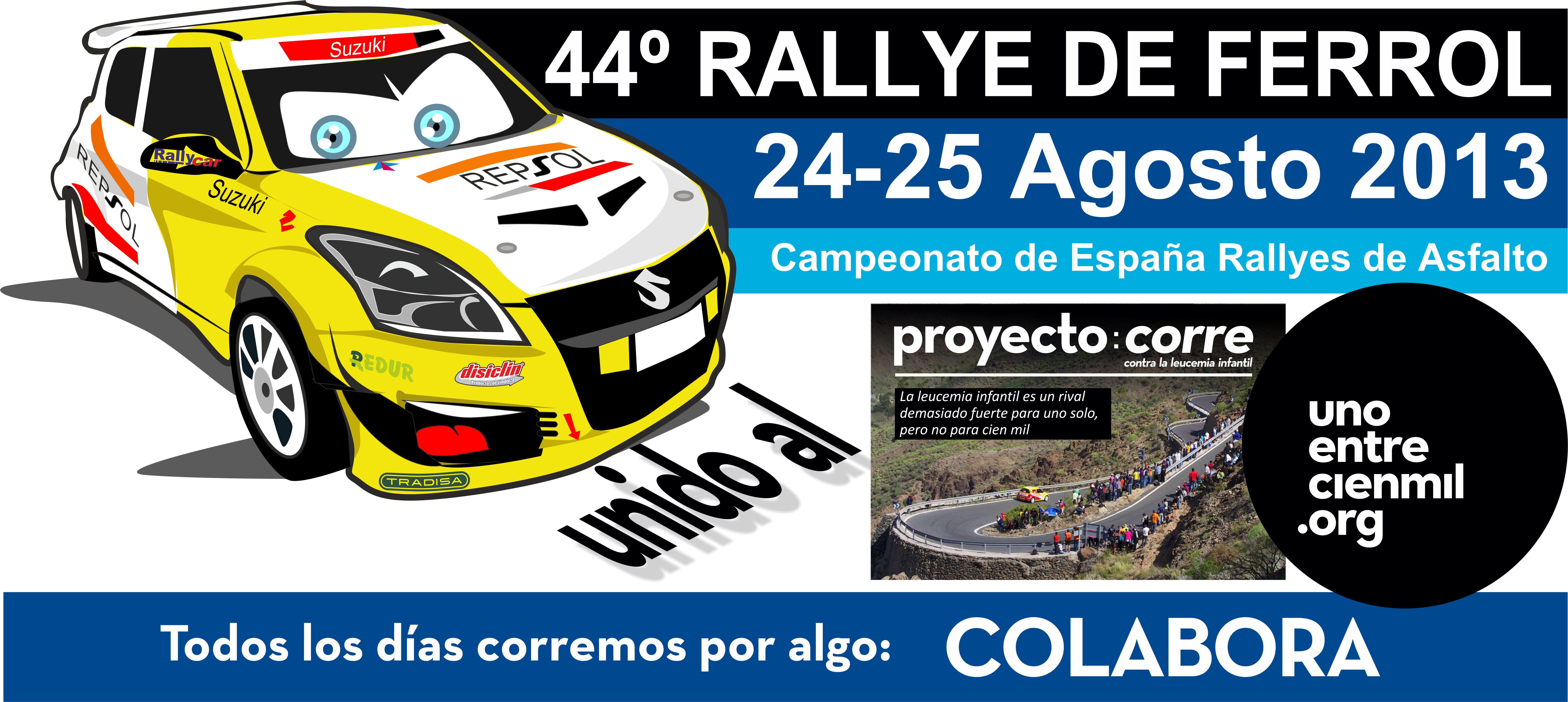44 Rallye de Ferrol