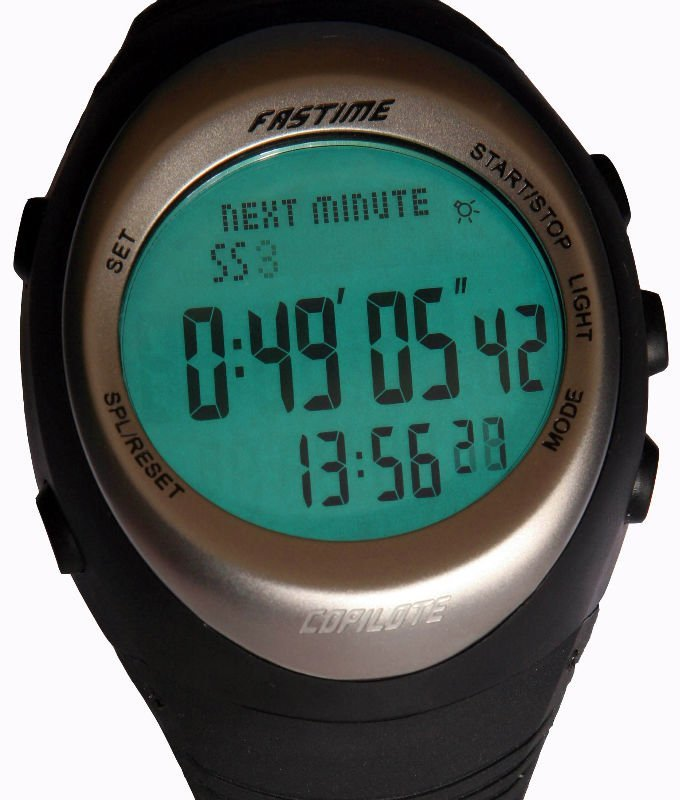 FASTIME_Copilote_Sports_Watch